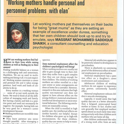 TOI-Thrusday Mag Nov. 2006