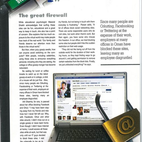 Times of Oman - October 22-2009