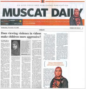Times of Oman & Muscat Daily
